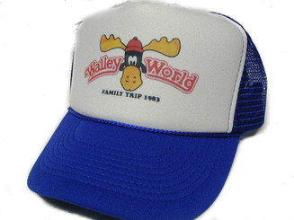 Walley World Trucker Hat