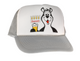 Hamm's Beer Bear Hat