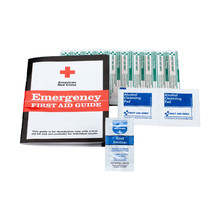 First Aid Only, First Aid Guide Refill Kit, FAE-6017