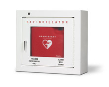 Philips Basic AED Cabinet with Alarm