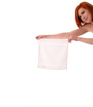 12x12 Wash Cloth (irregular)