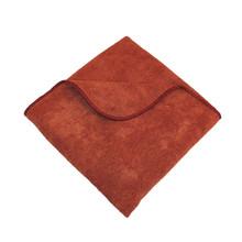 16x16 Microfiber Towels, Brown