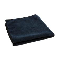 16x16 Microfiber Towels, Dark Blue