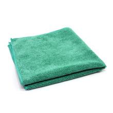 16x16 Microfiber Towels, Green