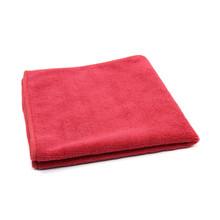 16x16 Microfiber Towels, Red