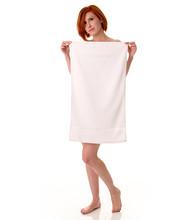 16x27 Gym Towel, 200A Series, 3lb