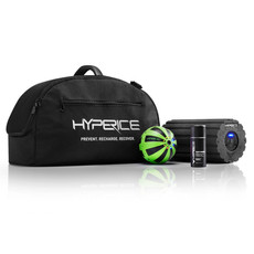 VYPER and HYPERSPHERE Kit Features Kit includes the VYPER and HYPERSPHERE, Carrying Bag and a Bottle of HyperSoothe. Specialty vibrating massage tools make great member holiday gifts! Includes charger with purchase.