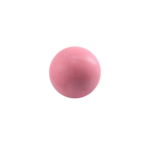 """Super Pinky Ball Features  • Designed to soothe sore, tense, or painful muscles. • Use for the feet, hands, hips, or other tired areas.  • Firm, sponge rubber ball requires no inflation. • Helps patients prevent and restore relief for plantar fasciitis.  • Assists in rehabilitating coordination, tossing and catching skills, and juggling. •Diameter: 2.5""""."""