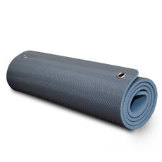 BODY SPORT EXERCISE MAT GRAY