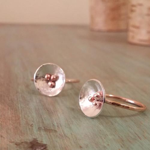Dreamland Poppy Ring