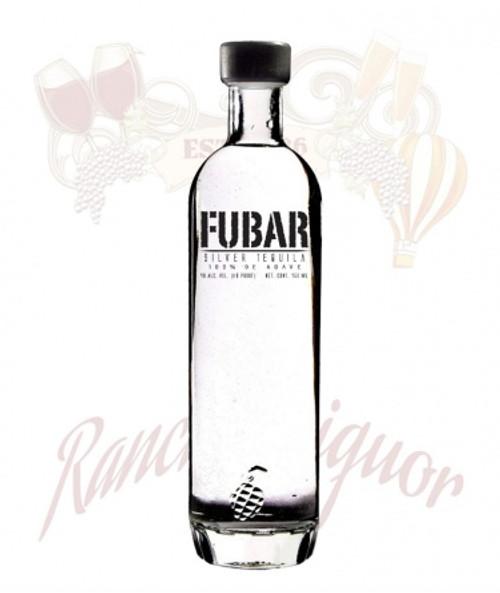 Fubar Tequila Silver 750mL