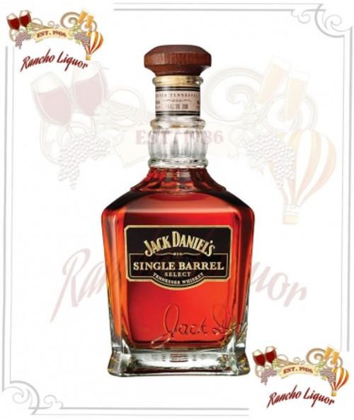 Jack Daniels Custom Engraved Single Barrel Select Whiskey