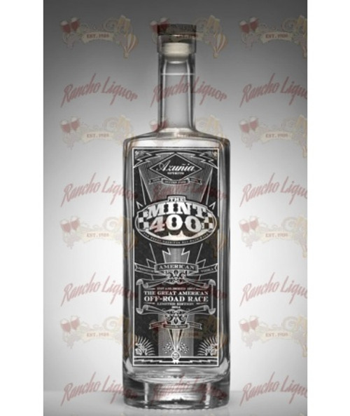 Limited Edition 2014 Mint 400 Azunia Vodka 750mL