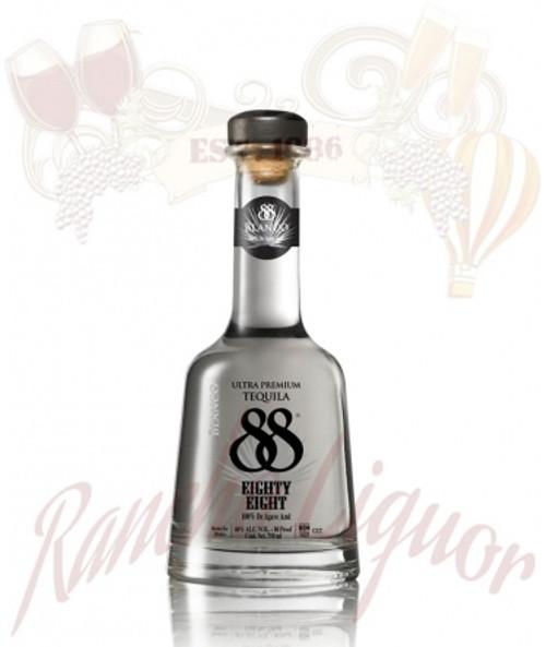 Tequila 88 Blanco 750mL