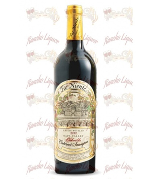 2013 Far Niente Estate Bottled Cabernet Sauvignon 750mL