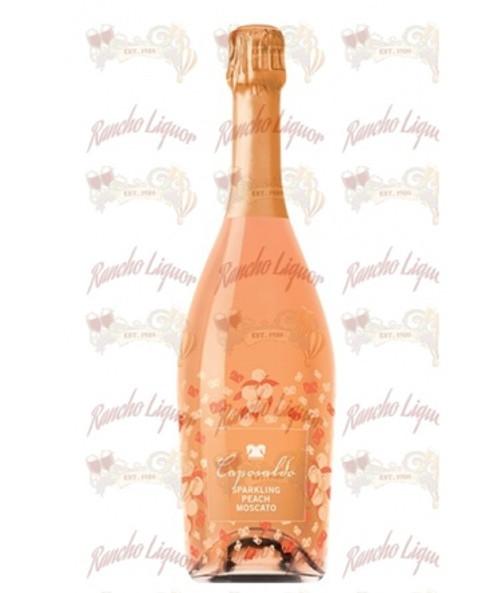 Caposaldo Sparkling Peach Moscato 750 m.L.