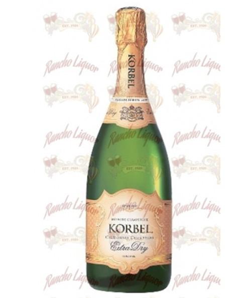 Korbel Extra Dry California Champagne 750 m.L.