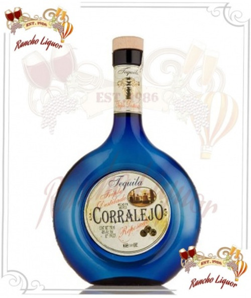 Corralejo Triple Distilled Reposado Tequila 750mL