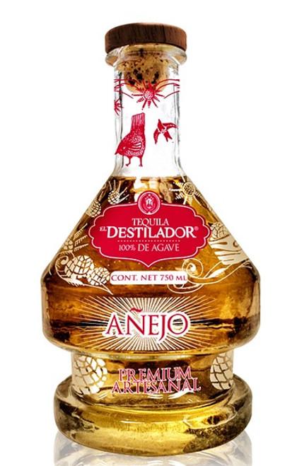 El Destilador Artesanal Añejo 750mL