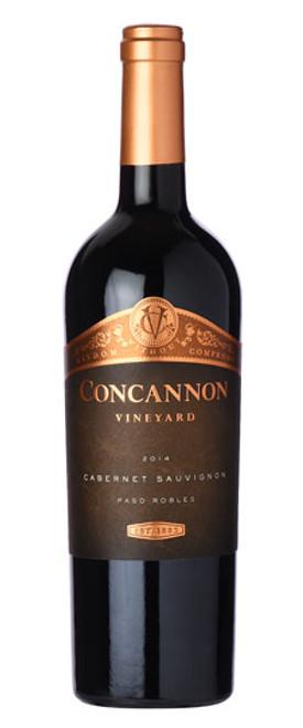 Concannon Vineyard  2014 Cabernet Sauvignon, Paso Robles