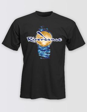Riverdance Black Logo Shirt