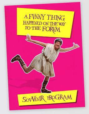 A Funny Thing Happened on the Way to the Forum Program