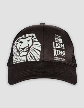 Lion King Trucker Cap