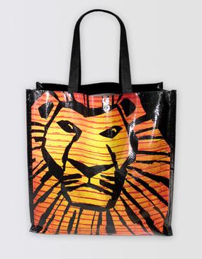 Lion King Tote Bag - polyprop