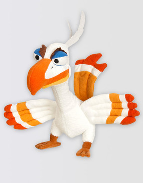 Lion King Zazu Plush