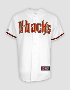 MLB Arizona Diamondbacks Mens Replica Home Jersey