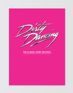 Dirty Dancing Souvenir Program
