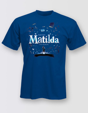 Matilda Full Graphic Tee Unisex