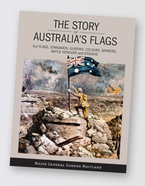 The Story of Australia's Flags Book