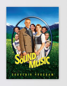 The Sound of Music Souvenir Program