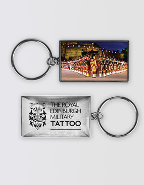 The Royal Edinburgh Military Tattoo Key Fob