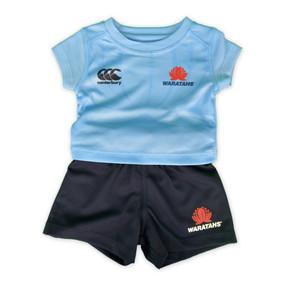 Waratahs 2018 Baby Jersey & Shorts Set