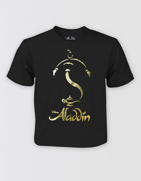 Aladdin Youth Foil T-Shirt