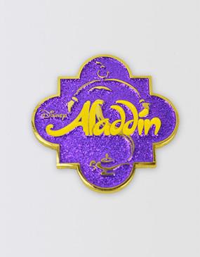 Aladdin Glitter Magnet