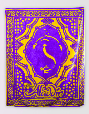 Aladdin Fleece Blanket