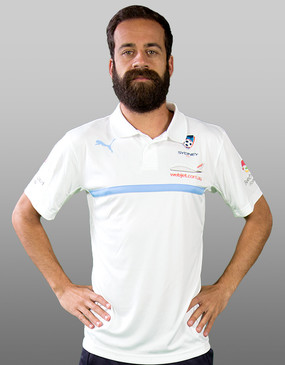 Sydney FC 16/17 Puma Adults Authentic Media Polo - White - CLEARANCE