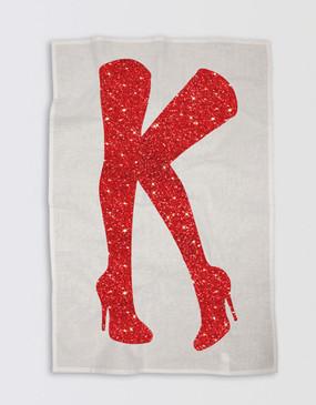 Kinky Boots Tea Towel
