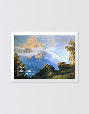 The Ring Cycle Magnet - Walhalla Scenery