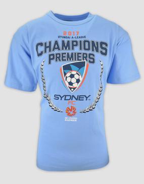Sydney FC 16/17 Youths Champions Tee
