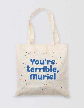 Muriel's Wedding Tote Bag