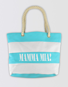 Mamma Mia! Beach Bag