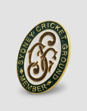 SCG Heritage Members Lapel Pin