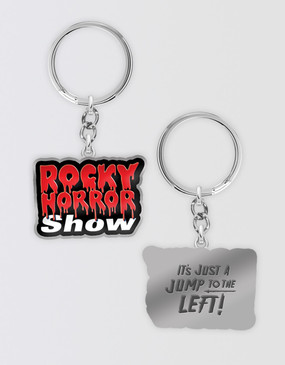 Rocky Horror Show Keyring