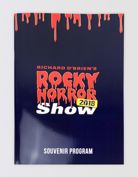Rocky Horror Show Souvenir Program