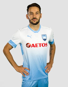 Sydney FC 17/18 Puma Adults ACL Home Jersey