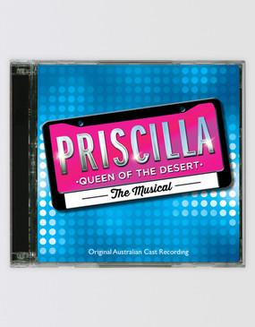 PRISCILLA Original Australian Cast Recording CD